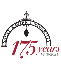 SXU 175th Anniversary Logo with Arches 1846-2021