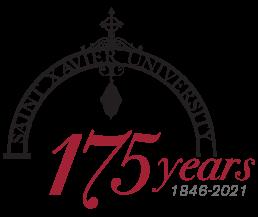 175th Anniversary logo with SXU Arch