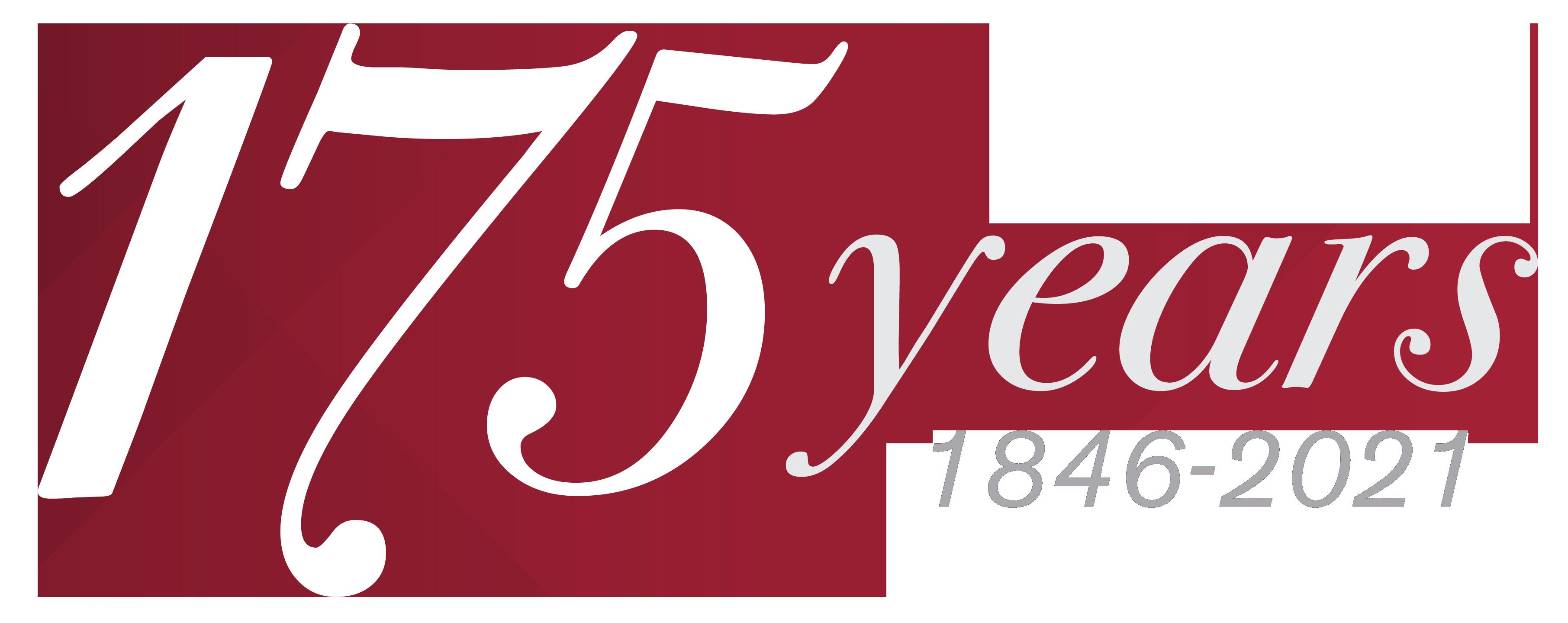 175 Years - 1846-2021
