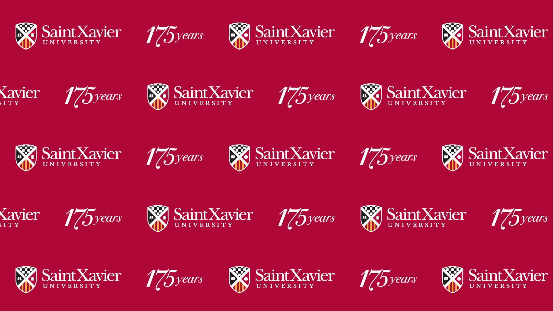 University Seal 175 Years Background