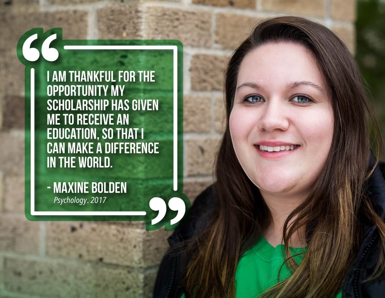 Maxine Bolden