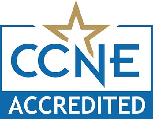 CCNE Accredidation Logo