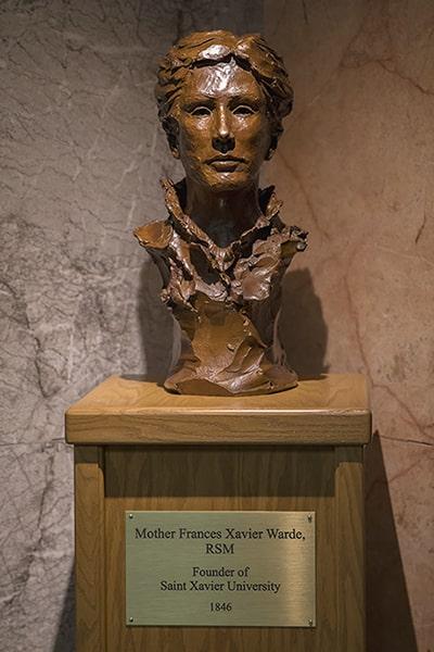 Mother Frances Xavier Warde