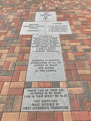 Mercy Heritage Walk