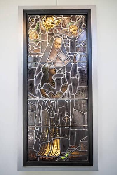 Mother McAuley Window