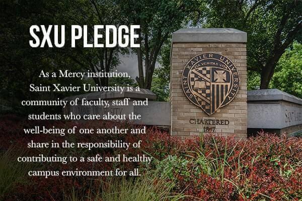 SXU Pledge
