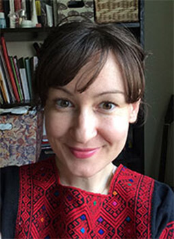 Christine Fojtik headshot