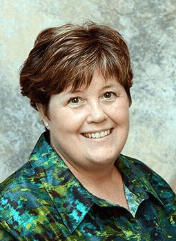 Patricia Kelly's headshot