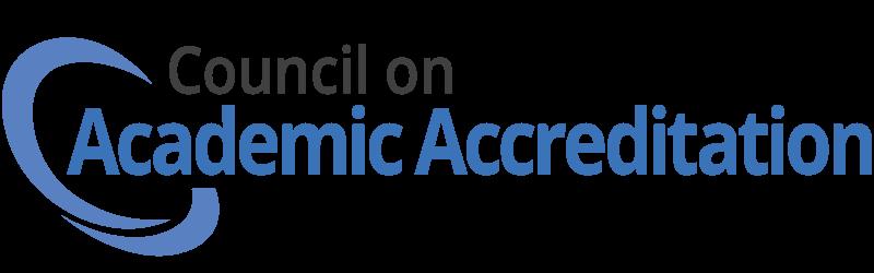 Council on Academic Accreditation Logo