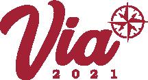 The logo for Via 2021