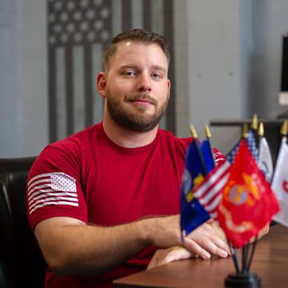 Military Veteran Application Process