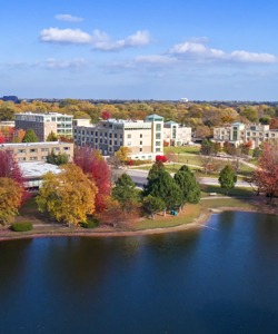 Saint Xavier University Lake Marion Ariel