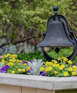 Saint Xavier University Bell