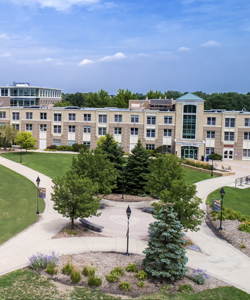 Saint Xavier University Quad