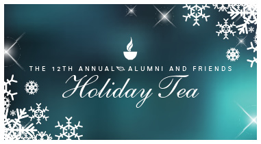 Alumni and Friends Holiday Tea