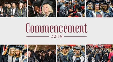 2019 Commencement Ceremonies