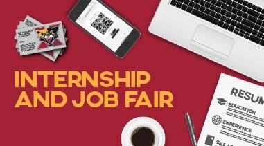 Spring 2019 Internship and Job Fair