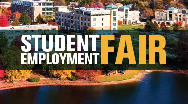 Student Employment Fair