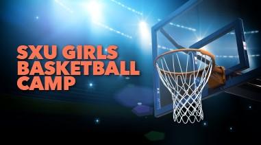 SXU Girls Basketball Summer Camp