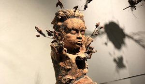 SXU Gallery Exhibits the Artistic Works of Piloto