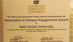 Innovation in Campus Engagement Award