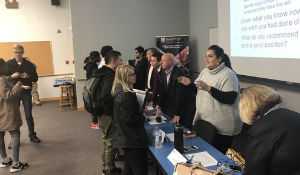 SXU's Graham School of Management Hosts Careers in Management and Marketing Event