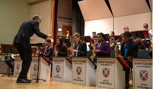 SXU's Jazz Ensemble Heads to New Orleans for JENerations Jazz Festival