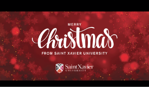 Merry Christmas From SXU