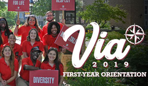SXU Hosts 2019 Via Summer Sessions for Incoming First-Year Students