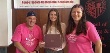 Renee Isadore Scholarship