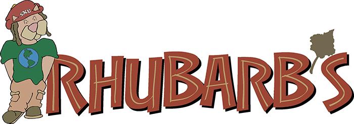 Rhubarbs, located in McCarthy Hall.