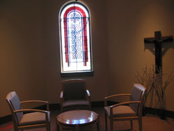 Reconcilation Room